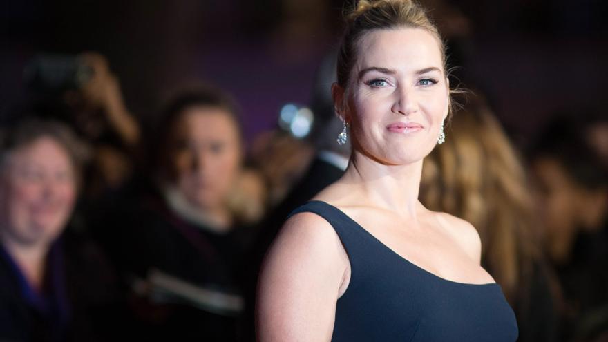 """Kate Winslet presenta """"aterrorizada y emocionada"""" la serie """"Mare of Easttown"""""""