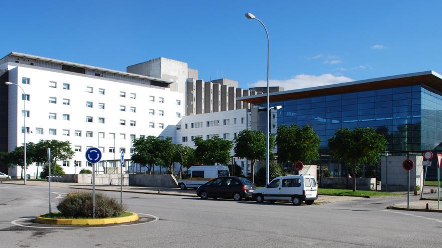 Hospital Arquitecto Marcide, de Ferrol