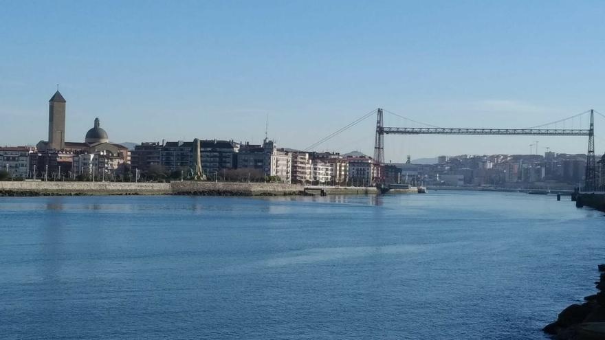 Consorcio de Aguas iniciará en julio la rehabilitación del subfluvial de abastecimiento de agua Portugalete-Las Arenas