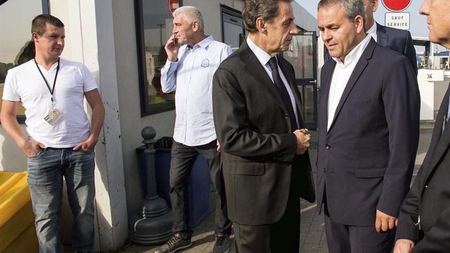 Archivan una causa en la que estaba citado Sarkozy