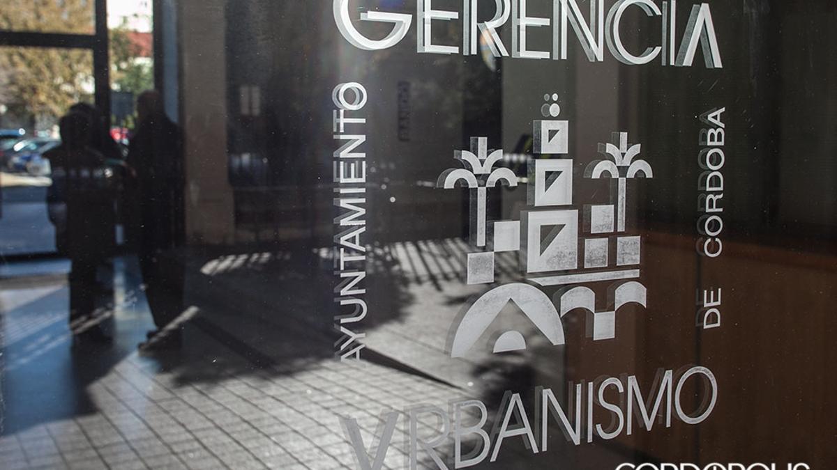 Gerencia Municipal de Urbanismo de Córdoba