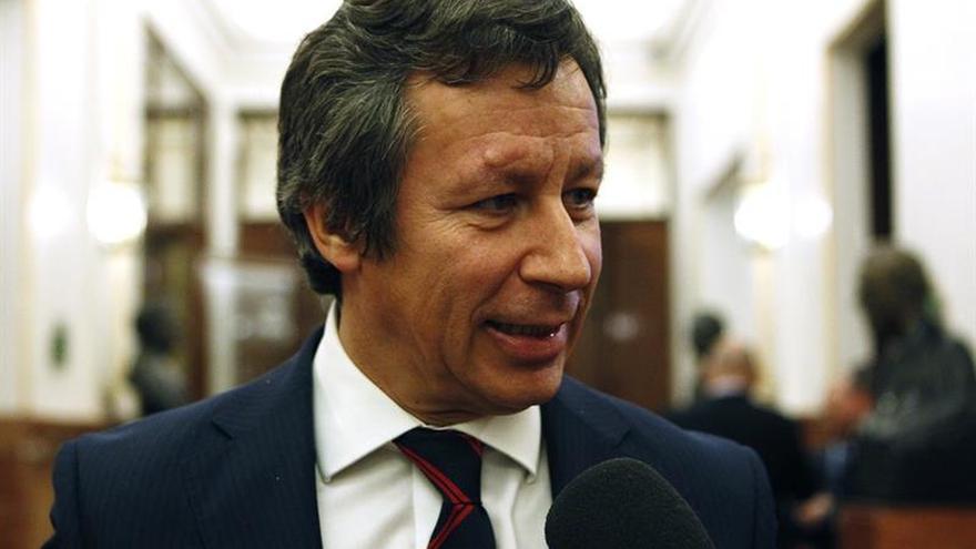 El PP admite que no hizo candidato a González tras conocer su cuenta en Suiza