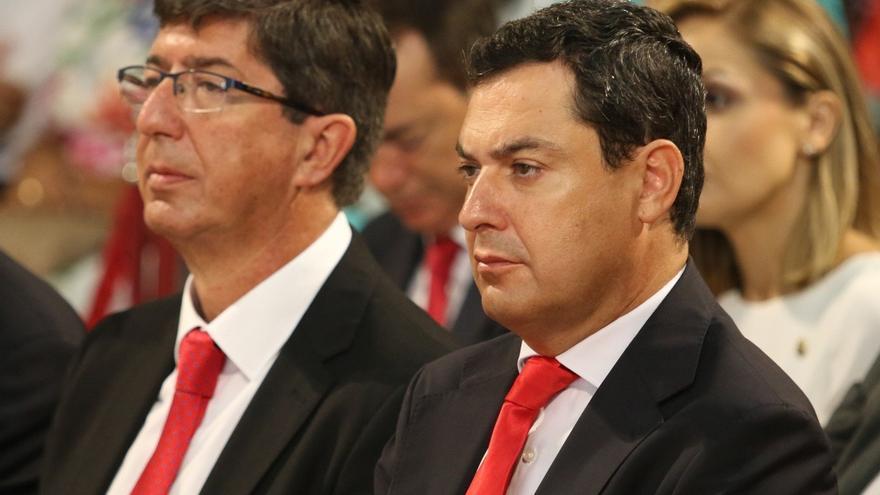 Moreno y Marín abren este martes junto a García Egea y Villegas las reuniones para un acuerdo PP-Cs tras el 2D