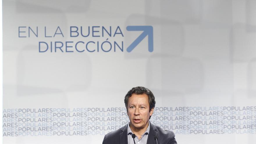 Floriano dice que el PP pagó unos 5.000 euros a De Pedro por una prueba tras la cual se decidió no contratarle