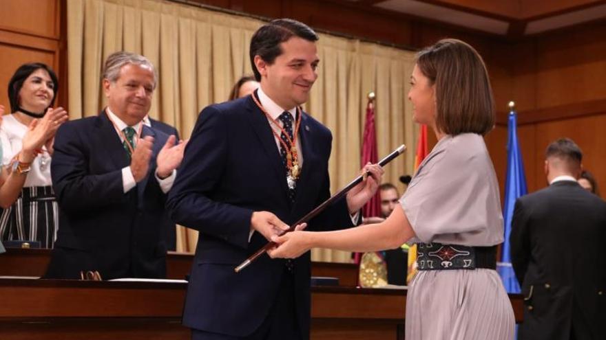 José María Bellido (PP), nuevo alcalde de Córdoba con el apoyo de Ciudadanos