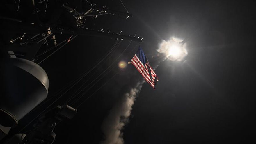 El fabricante de misiles Tomahawk sube en Wall Street tras ataque en Siria