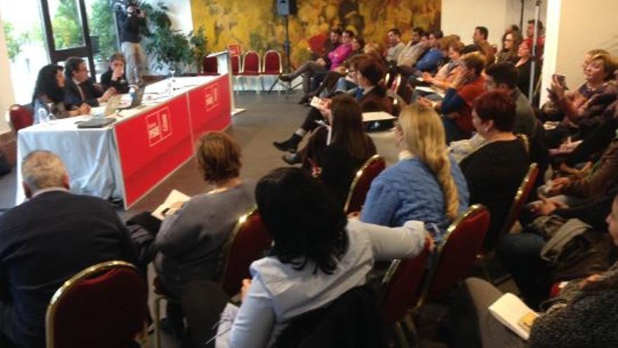Jornada igualdad PSOE Badajoz