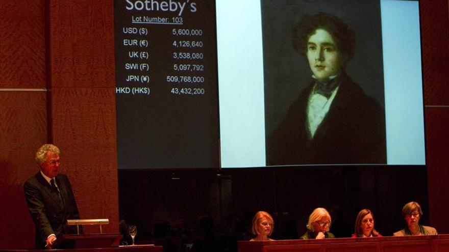 Investigadora cree que Goya padecía el síndrome de Susac, una rara enfermedad