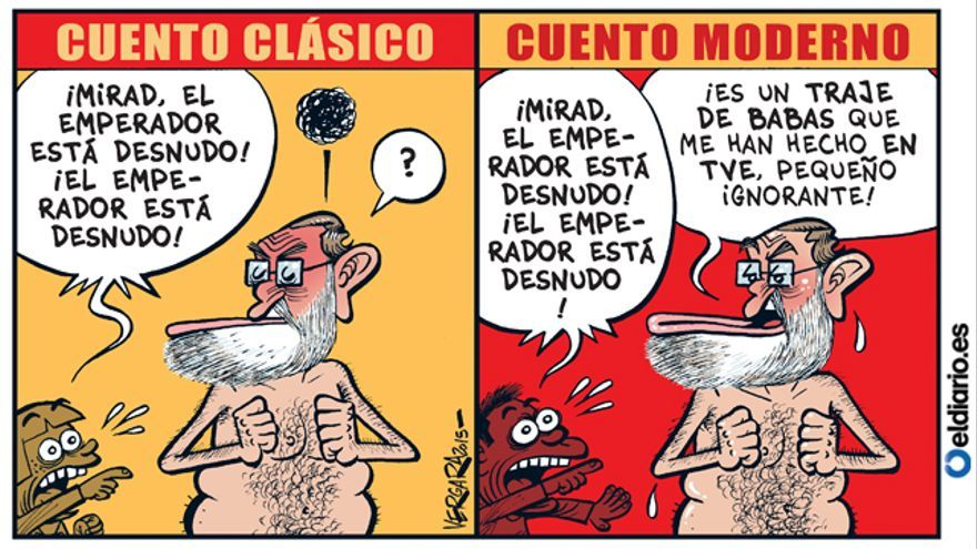 Cuento moderno
