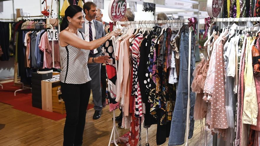 La Feria del Stock abre sus puertas en el Palacio de Exposiciones