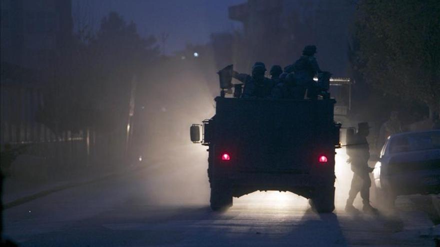 Mueren 12 soldados en un ataque en el sur de Afganistán