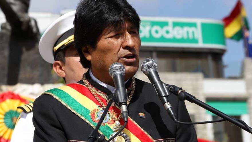 El Gobierno boliviano decreta siete días de luto por la muerte de Fidel Castro