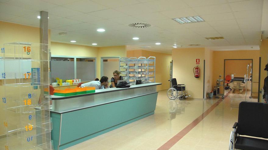 Hospital Universtario Miguel Servet.