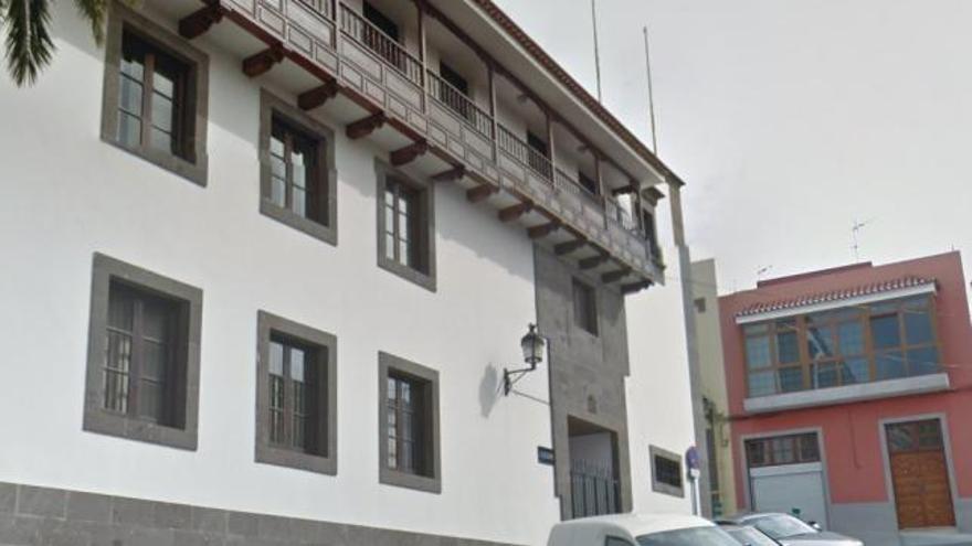 Juzgado de Santa María de Guía
