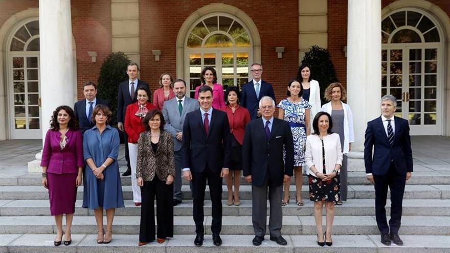 El Consejo de Ministros retoma su actividad para aprobar la senda presupuestaria