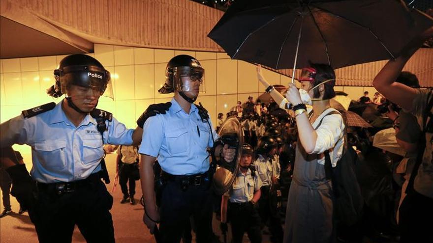 Pekín en alerta por presuntas amenazas a extranjeros en Nochebuena