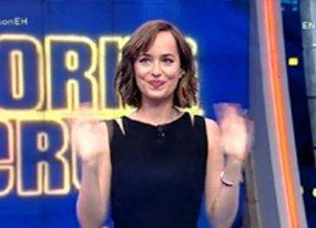 La entrevista imposible a Dakota Johnson en 'El Hormiguero'