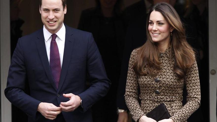 El príncipe Guillermo inicia un curso de gestión agrícola en Cambridge