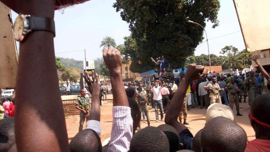 R.Centroafricana aplaza a 30 de diciembre elecciones previstas para el domingo