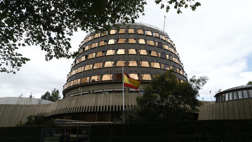 EL TC admite a trámite el recurso contra la Ley de designación de senadores de la Comunitat Valenciana