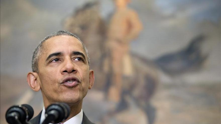Obama pronunciará el 12 de enero su último discurso sobre Estado de la Unión