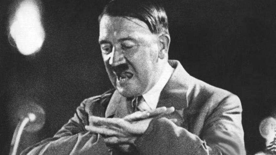 Adolf Hitler. Foto: deutschlandradiokultur.de