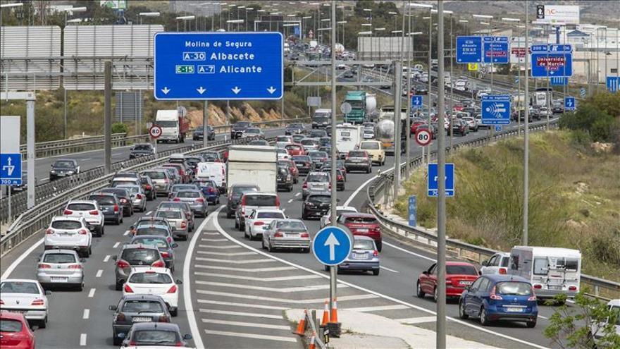 Ocho personas mueren en siete accidentes en las carreteras el fin de semana