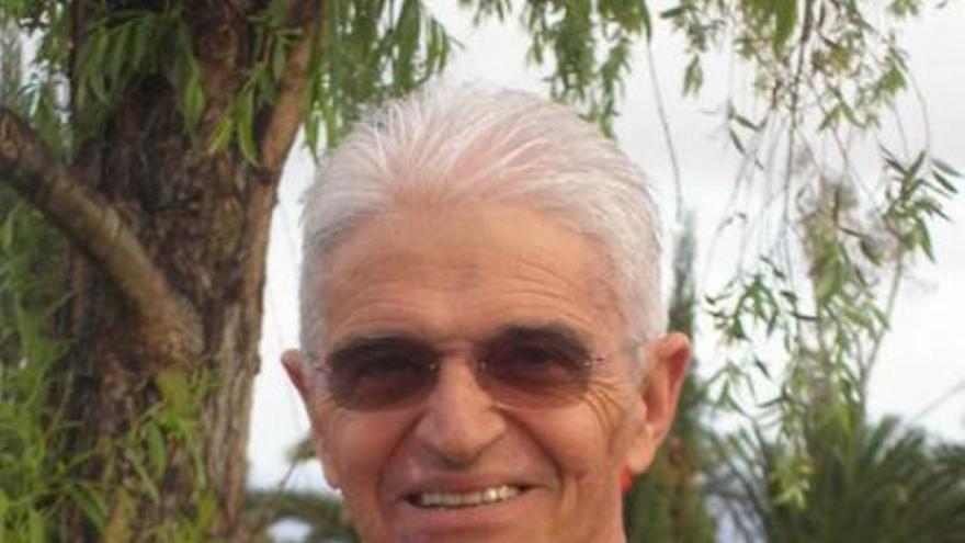 Antonio Hernández Hernández. Foto: Blog  de Juan Carlos Díaz Lorenzo