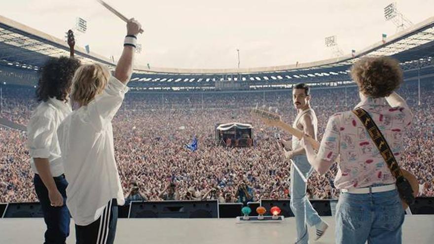 Concierto de Queen en el Live Aid