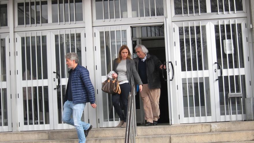 Rafael Gómez recoge el auto que le da cinco días para ingresar en prisión