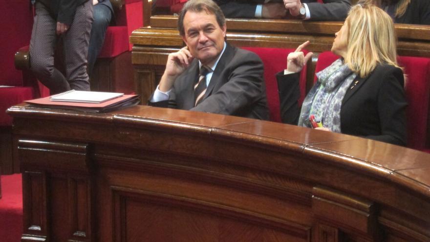 Mas y Junqueras defienden extender los acuerdos más allá de la consulta