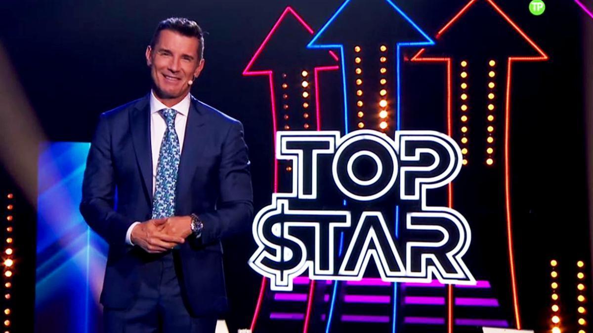 Jesús Vázquez presenta 'Top Star. ¿Cuánto vale tu voz?'