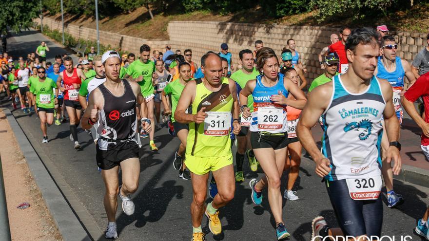 Atletas en la última edición de la Carrera Go Fit Córdoba | ÁLEX GALLEGOS