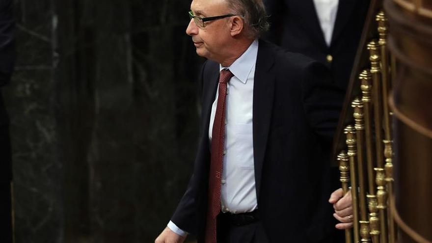 """Hacienda ve diciembre """"clave"""" para el consenso político en financiación"""