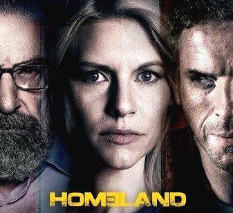 """Nuevo cartel y tráiler de """"Homeland"""" con canción de Adele"""