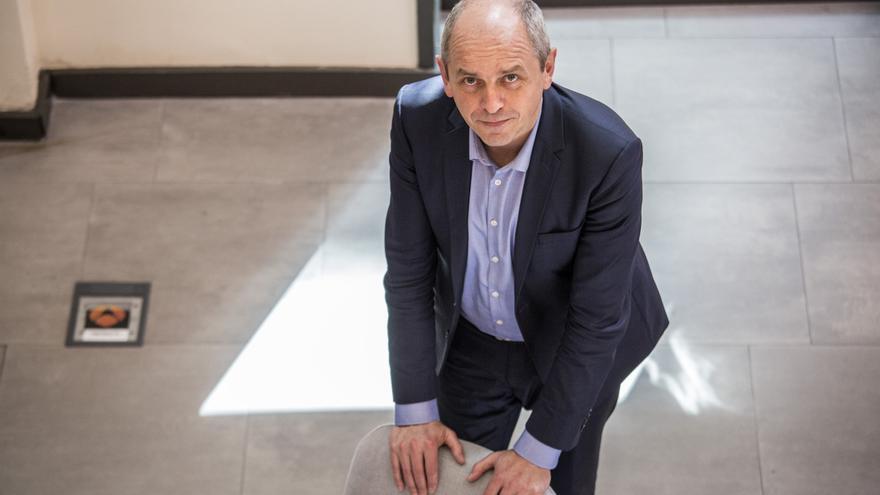 El ingeniero y político francés Pierre Larrouturou / Olmo Calvo