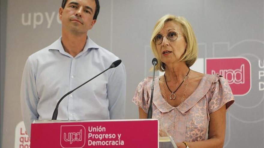 """UPyD ve """"innecesaria"""" la reforma del TC y dice que puede ser inconstitucional"""