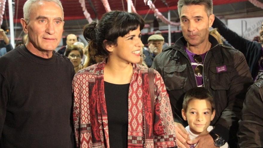 Teresa Rodríguez pide a Ciudadanos que eliminen sus propuestas sobre violencia de género