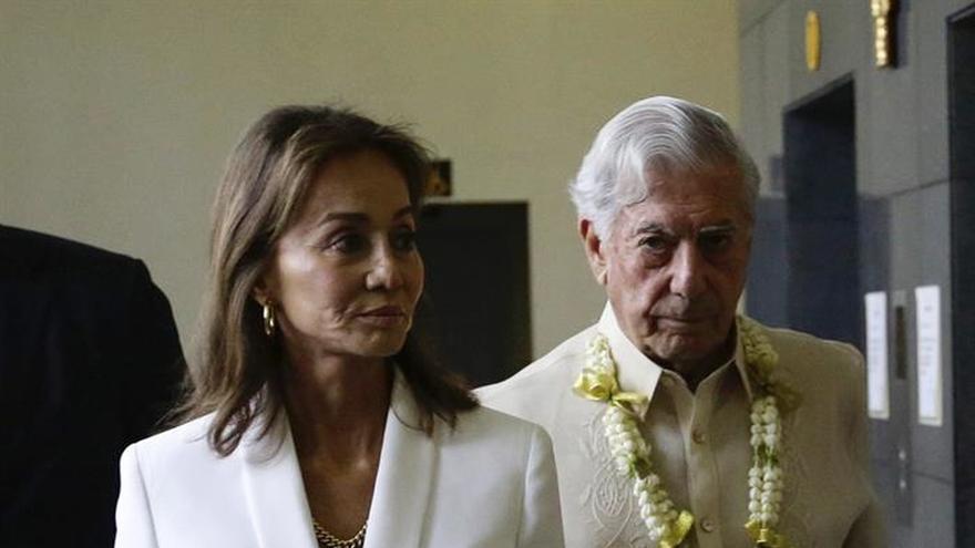 Vargas Llosa destaca el papel de la literatura en favor de una sociedad libre