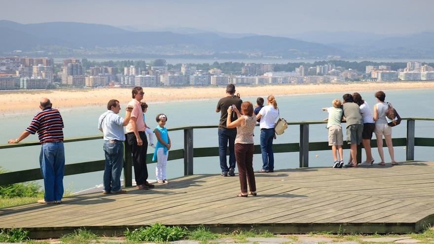"""Abril fue un mes """"extraordinariamente cálido"""" en Cantabria, según la AEMET"""