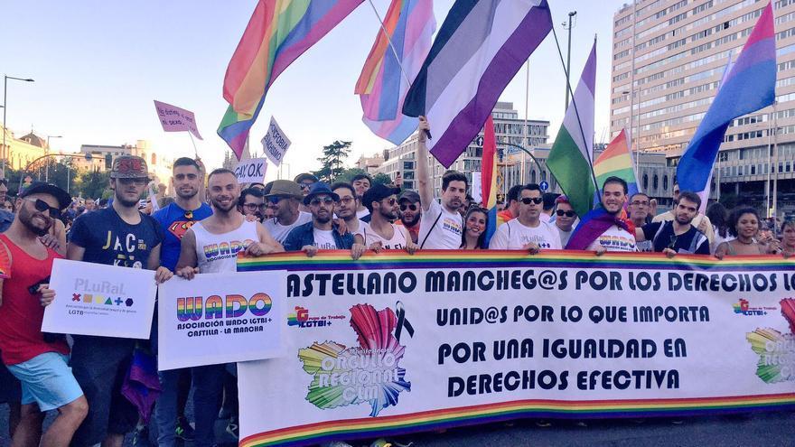 LGTBI Castilla-La Mancha