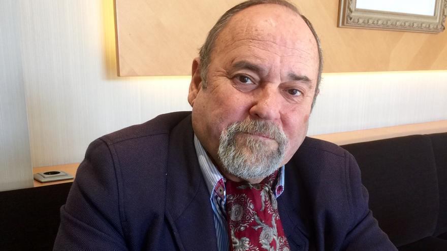 El magistrado del TSJ, Julián Pérez Templado /MJA