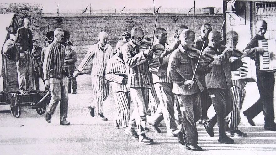 El clarinetista de Mauthausen