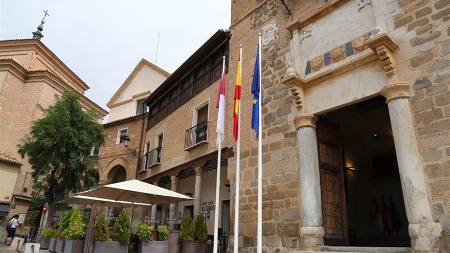 Palacio de Fuensalida, sede de la Presidencia de Castilla-La Mancha