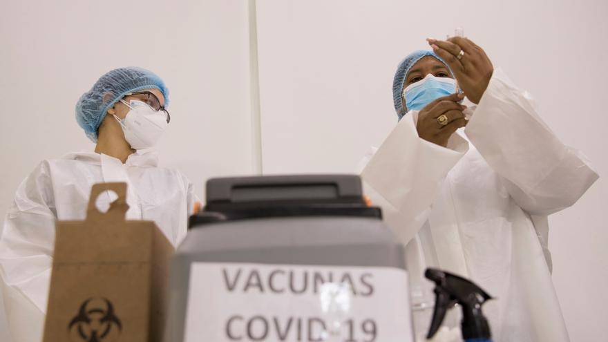 República Dominicana recibirá dos millones de vacunas anticovid el miércoles