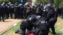 La violenta marcha supremacista acabó con tres muertos y más de 20 heridos.