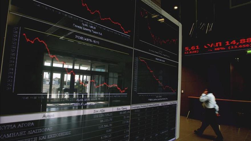 Grecia coloca Letras del Tesoro a tres meses a un 1,70 por ciento