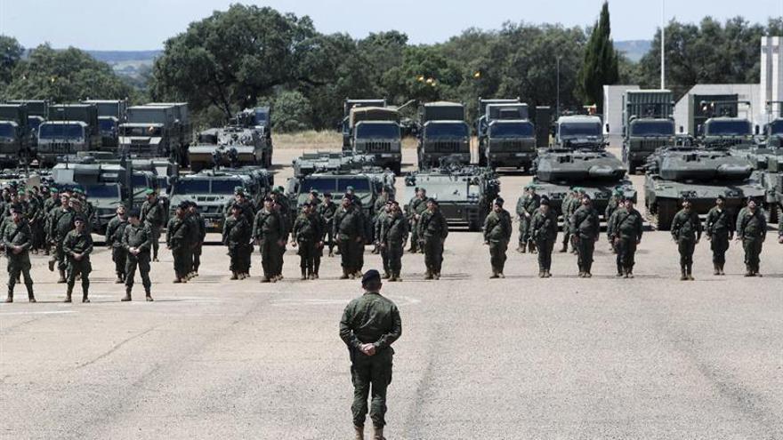 El gobierno destina 704 millones a misiones en el exterior for Gobierno exterior