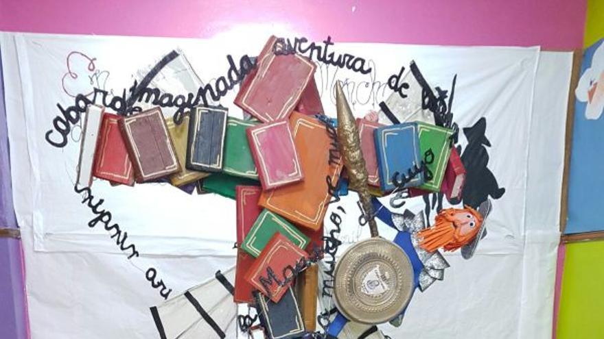 El colegio Cervantes Tenerife consiguió el primer premio del concurso de cruces escolares en la categoría de Primaria