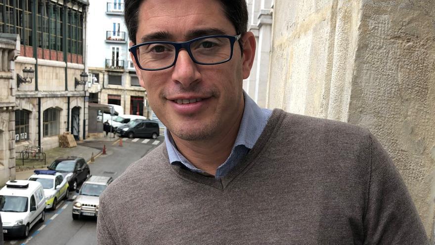 Felipe Pérez Manso, director general de Innovación de Santander.